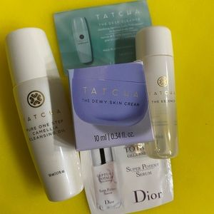 Tatcha Skincare Travel Must Haves